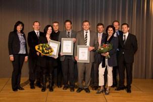 Innovationspreis mit Gandler Risk Management (2011)