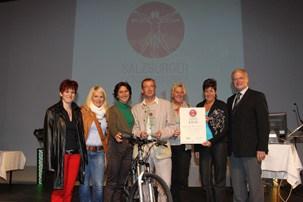 Gesundheitspreis mit SPAR Mittersill (2011)